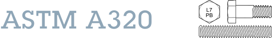 ASTM A320